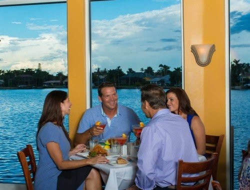 T - Michaels Steak and Lobster Naples | Naples fine seafood dining | Naples waterside dining