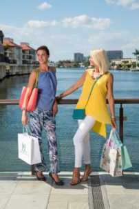 The Village Shops on Venetian Bay, Naples, Florida Shopping and Dining Destination