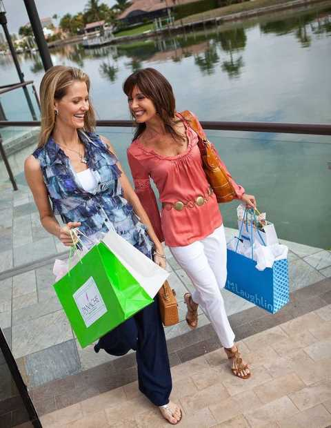 The Village Shops on Venetian Bay | Shopping and Dining Destination in Naples, Florida