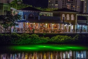 The Village Pub, The Village Shops on Venetian Bay, Waterfront Shopping and Dining Destination in Naples, Florida