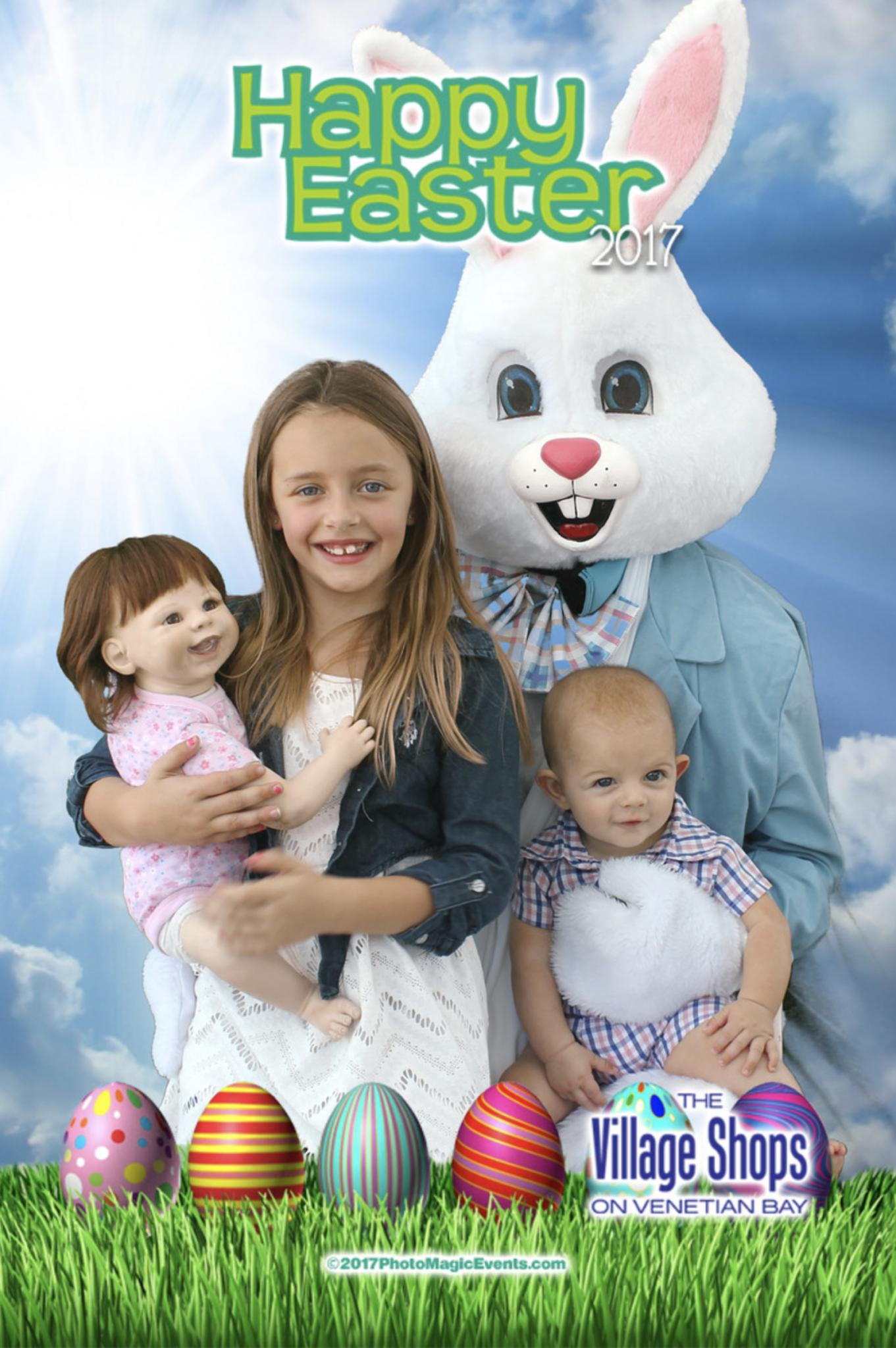 Easter Jamboree at The Village Shops on Venetian Bay