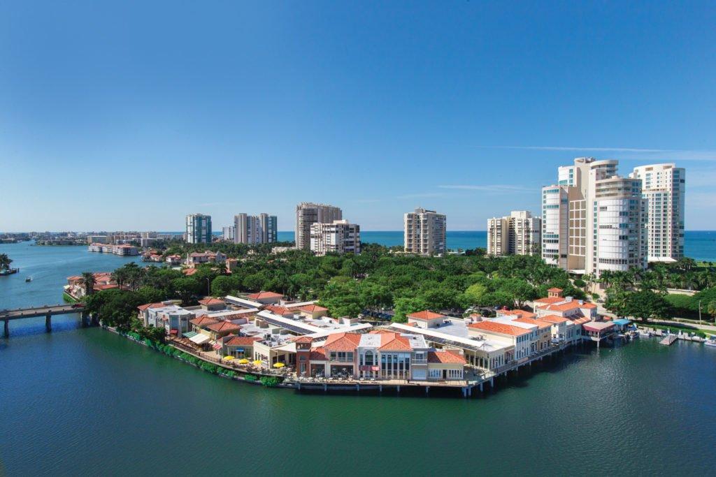 Naples, Florida Shopping and Dining Destination