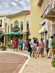 The Village Shops on Venetian Bay, Naples, Florida Shopping and Dining