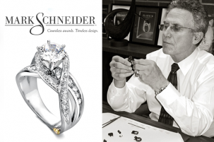 Mark Schneider Exclusive Designs at WM. Phelps Custom Jewelers, The Village Shops on Venetian Bay, Waterfront Shopping and Dining Destination