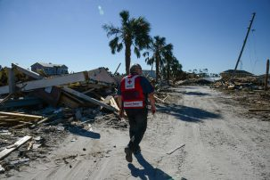 American Red Cross Hurricane Michael