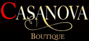 Casanova Boutique logo at The Village Shops on Venetian Bay