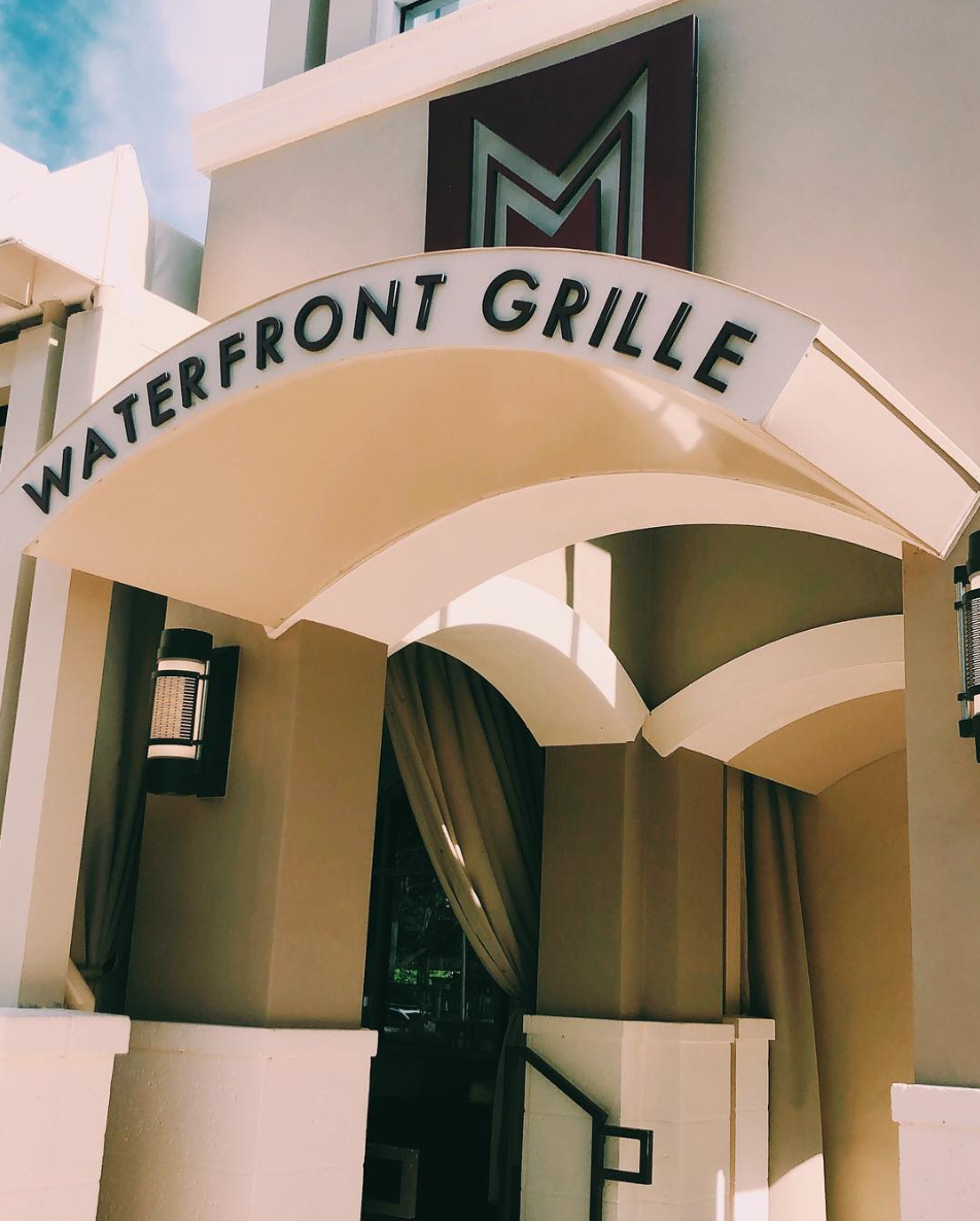 M Waterfront Grille at The Village Shops on Venetian Bay