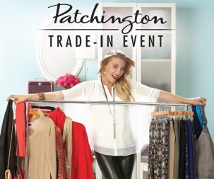 Patchington at The Village Shops on Venetian Bay Trade-In Event