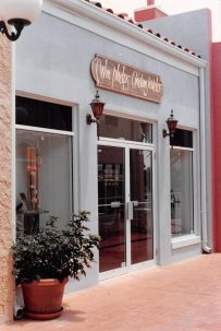 WM. Phelps Custom Jewelers Original Storefront at The Village Shops on Venetian Bay