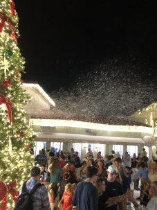 Holiday on the Bay at The Village Shops on Venetian Bay