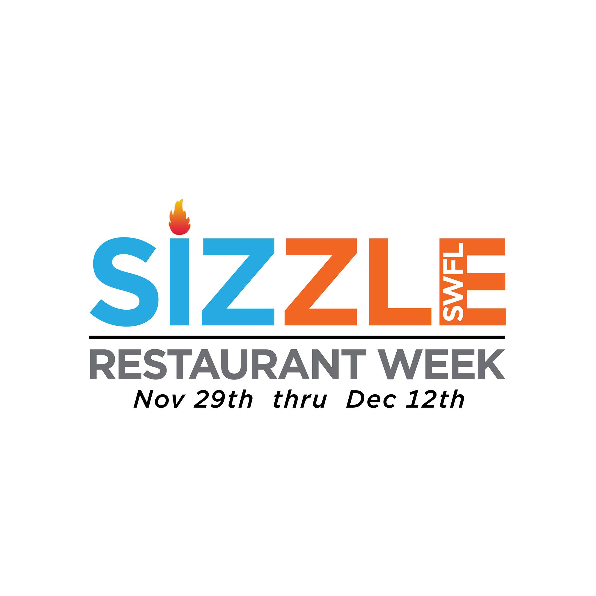 Sizzle SWFL Restaurant Week at The Village Shops on Venetian Bay