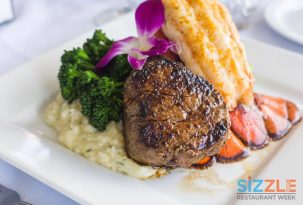 Sizzle SWFL Restaurant Week, T-Michaels Steak & Lobster House