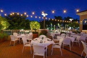 Waterfront Dining at The Village Shops on Venetian Bay, Bayside Seafood Grill & Bar