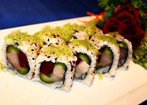 Fish Restaurant Sushi