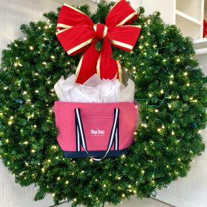 Get Social With Santa Holiday Giveaways on The Village Shops on Venetian Bay Social Media Giveaways