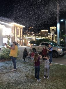 Another Fun & Festive Holiday on the Bay at The Village Shops!
