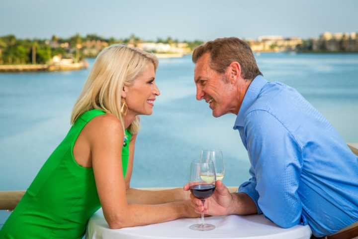 The Village Shops on Venetian Bay, Waterfront Dining, Naples Florida Dining, Waterfront Views