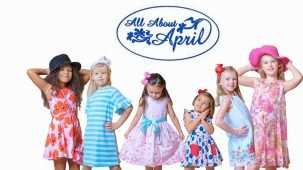 All About April, Children's clothing at The Village Shops on Venetian Bay, waterfront shopping