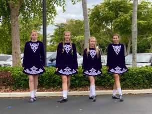 Tir Na Nog Irish Dance Academy, St. Paddy's Day Celebration