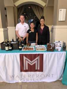 Couture Cuisine & Charity! Events at The Village Shops on Venetian Bay, Naples, Florida Waterfront Shopping and Dining Destination