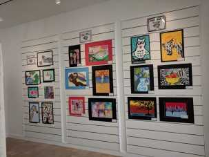 Village Shops Pop-up Gallery, Pop-up gallery Naples, Collier County Public Schools' Spring Art Show!