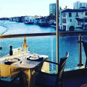 Waterfront Dining, Naples Dining, Seafood, Venetian Bay views, waterfront views